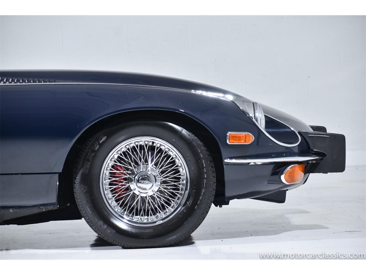 Large Picture of '74 E-Type - QSOZ