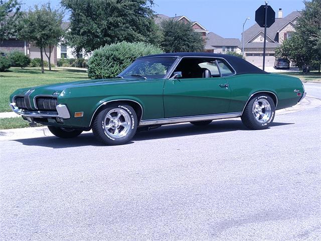 Picture of '70 Cougar - QUDU