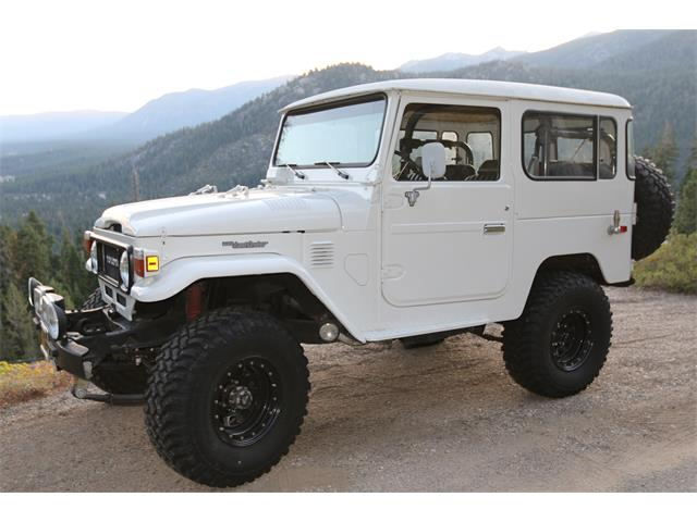 Picture of '81 Land Cruiser FJ - QUDZ