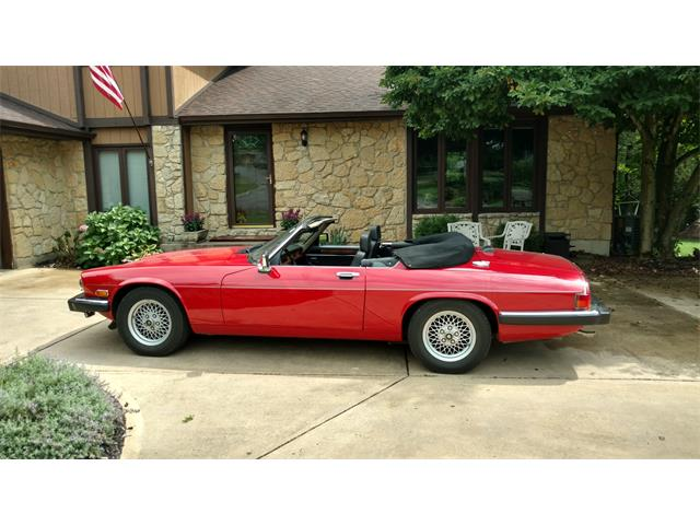 Picture of '89 XJS located in Ohio Offered by a Private Seller - QUE2