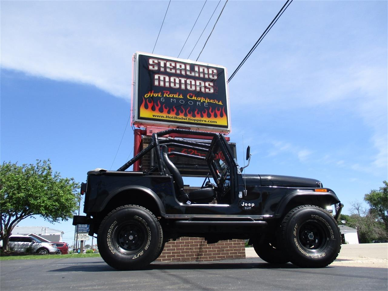 Large Picture of '80 CJ7 located in Illinois - QUE6