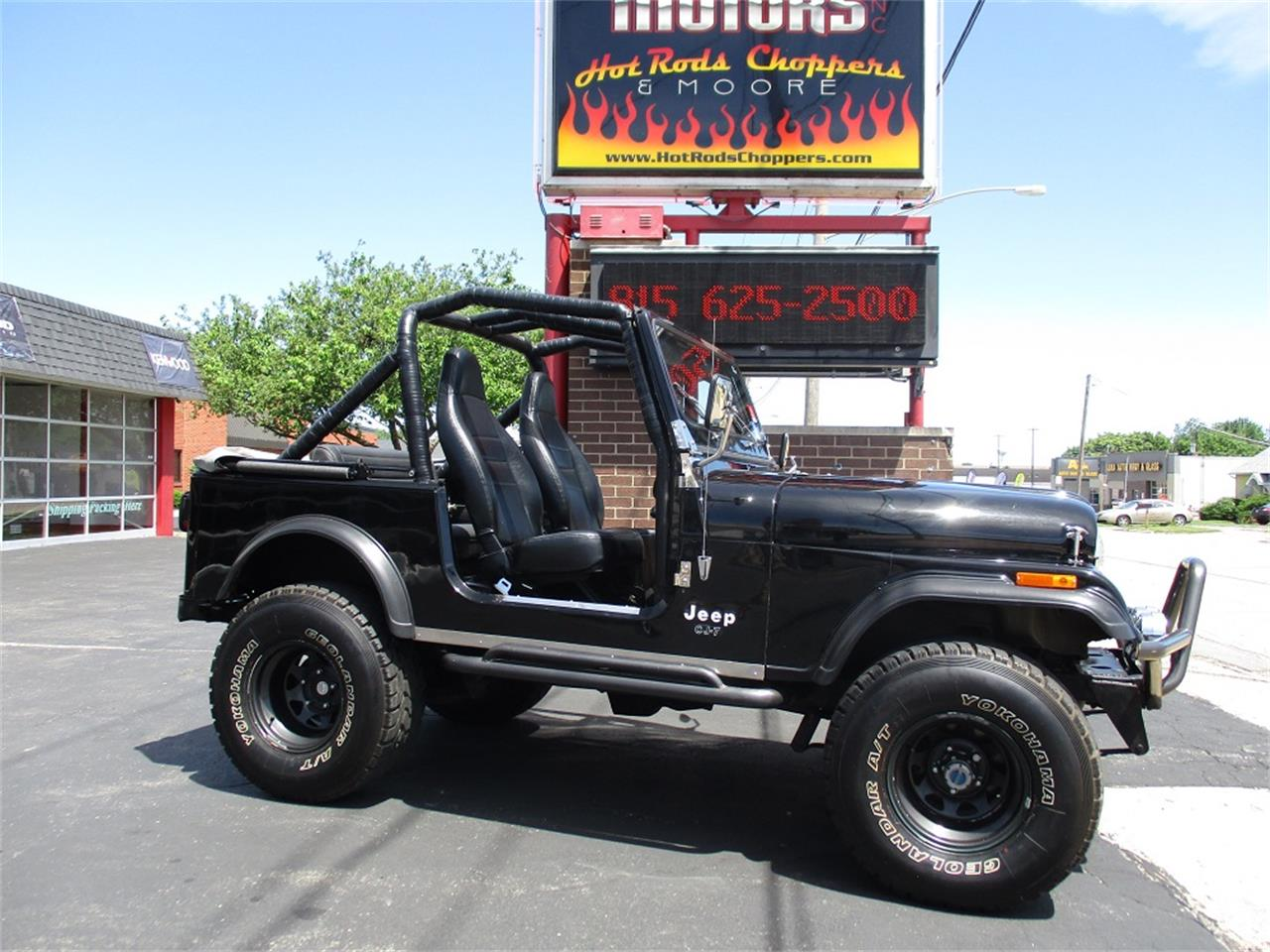 Large Picture of 1980 CJ7 located in Illinois - $14,900.00 - QUE6