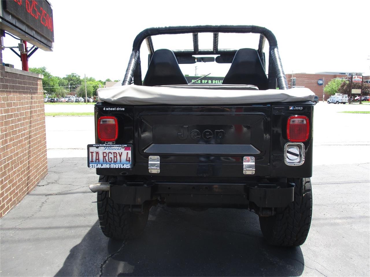 Large Picture of 1980 Jeep CJ7 - QUE6