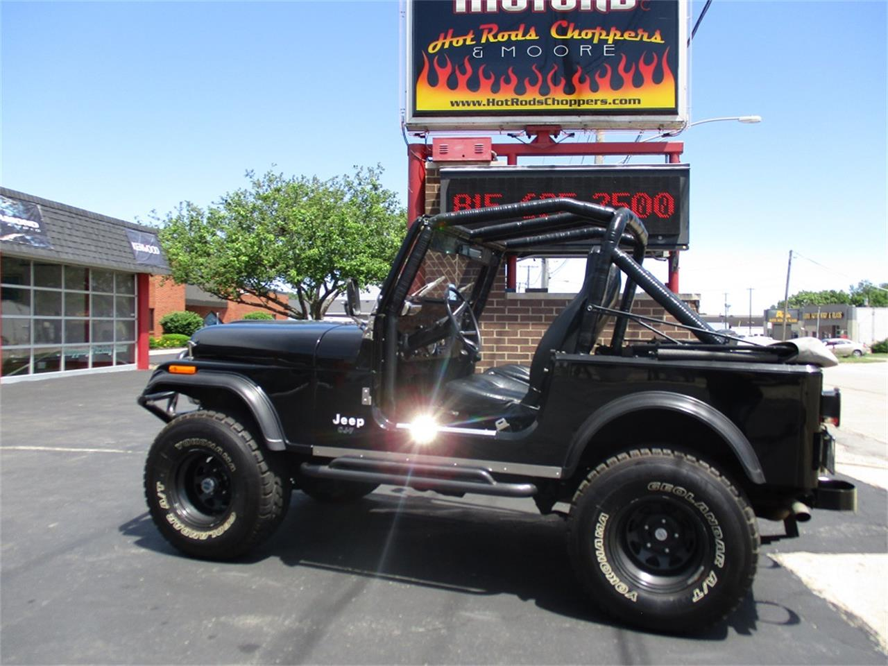 Large Picture of 1980 CJ7 located in Sterling Illinois - QUE6