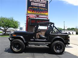 Picture of 1980 Jeep CJ7 located in Sterling Illinois - QUE6