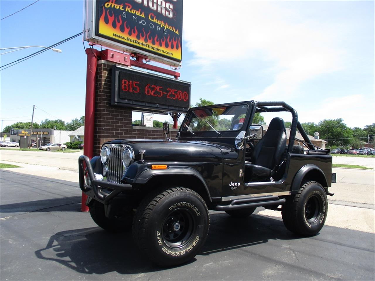 Large Picture of '80 Jeep CJ7 located in Illinois - $14,900.00 Offered by Sterling Motors Inc. - QUE6
