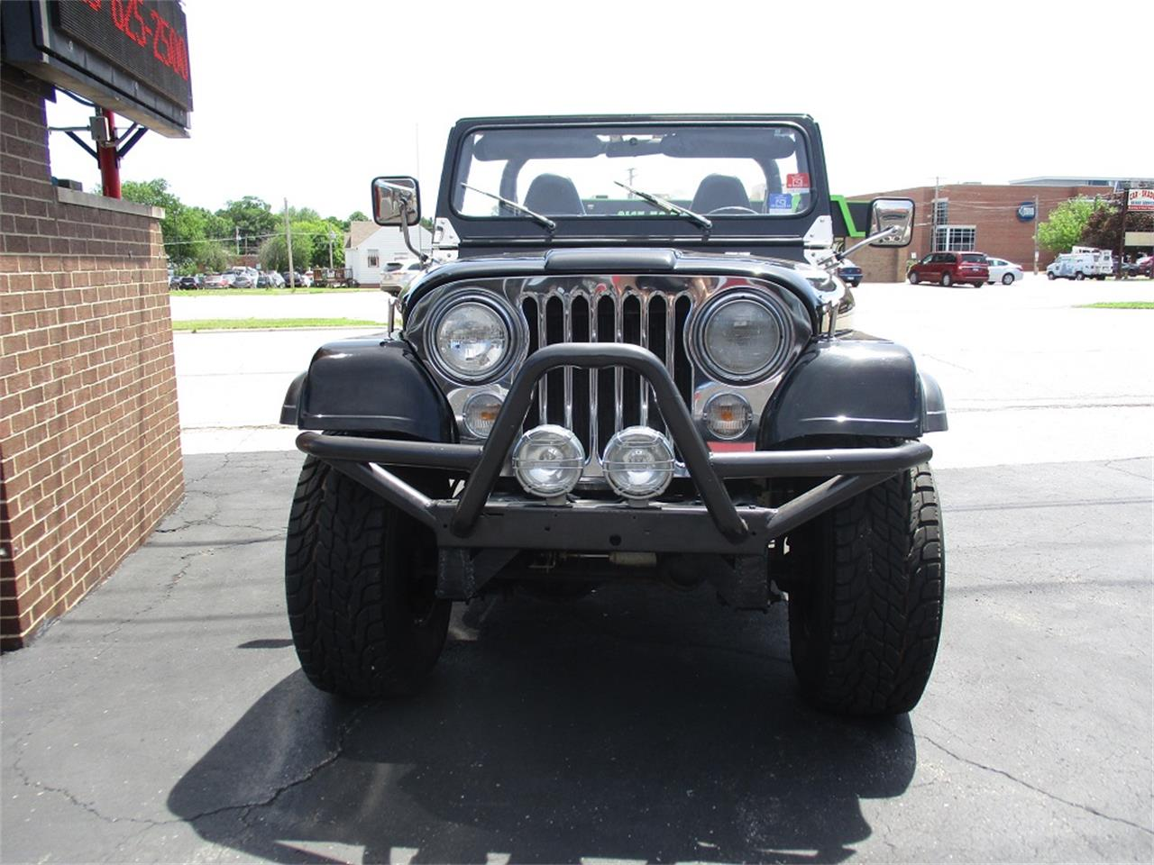 Large Picture of '80 Jeep CJ7 located in Sterling Illinois - $14,900.00 - QUE6