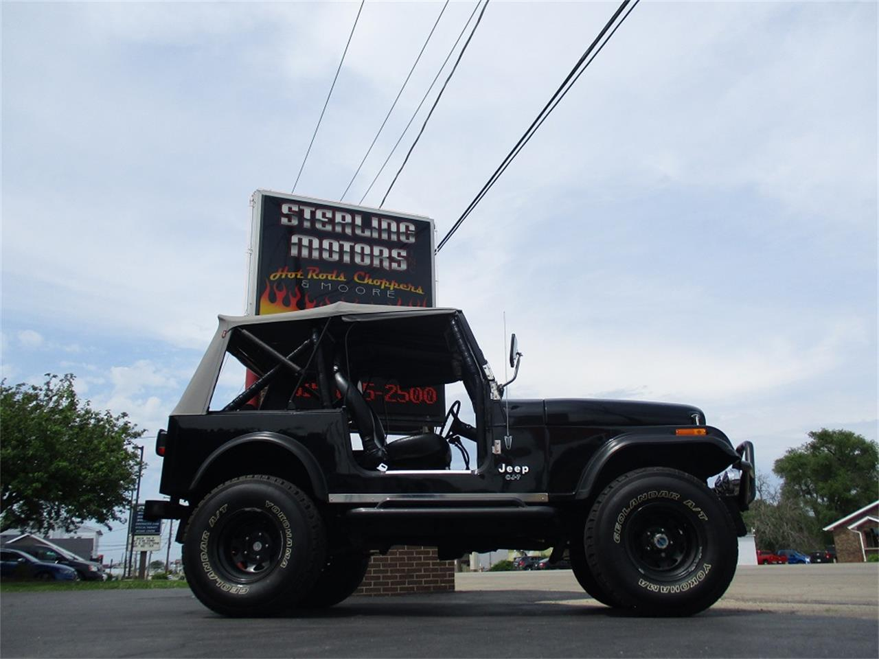 Large Picture of 1980 Jeep CJ7 located in Sterling Illinois - $14,900.00 - QUE6