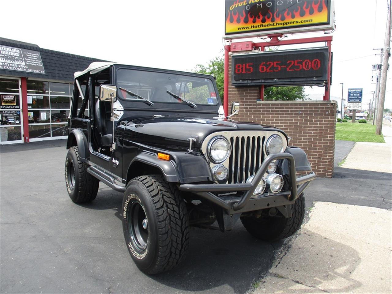 Large Picture of '80 Jeep CJ7 located in Illinois - $14,900.00 - QUE6