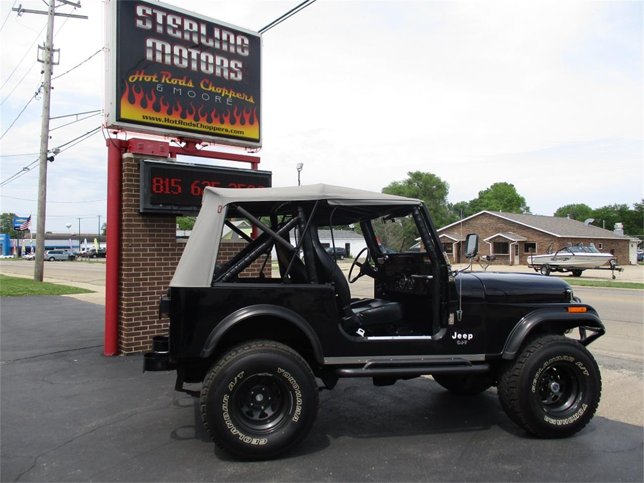 Large Picture of 1980 CJ7 located in Illinois Offered by Sterling Motors Inc. - QUE6
