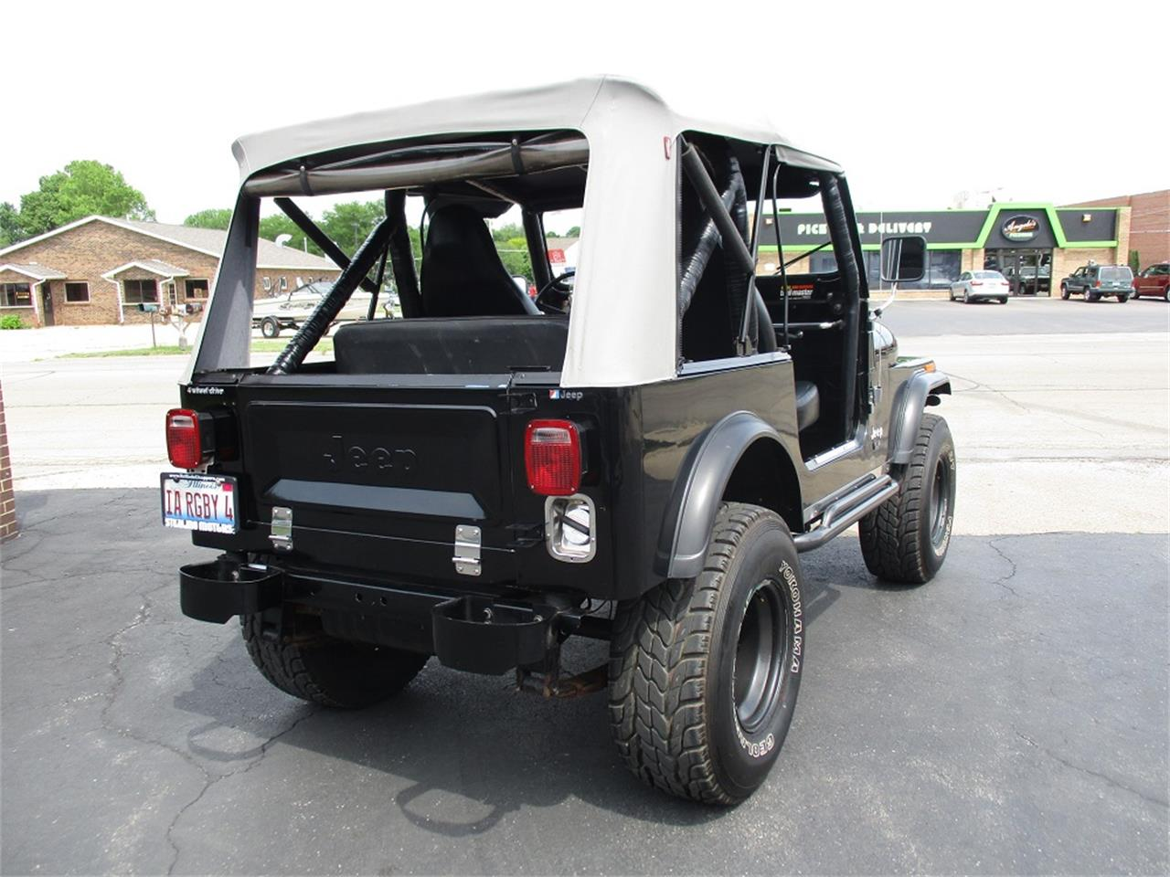 Large Picture of 1980 Jeep CJ7 located in Illinois - $14,900.00 Offered by Sterling Motors Inc. - QUE6