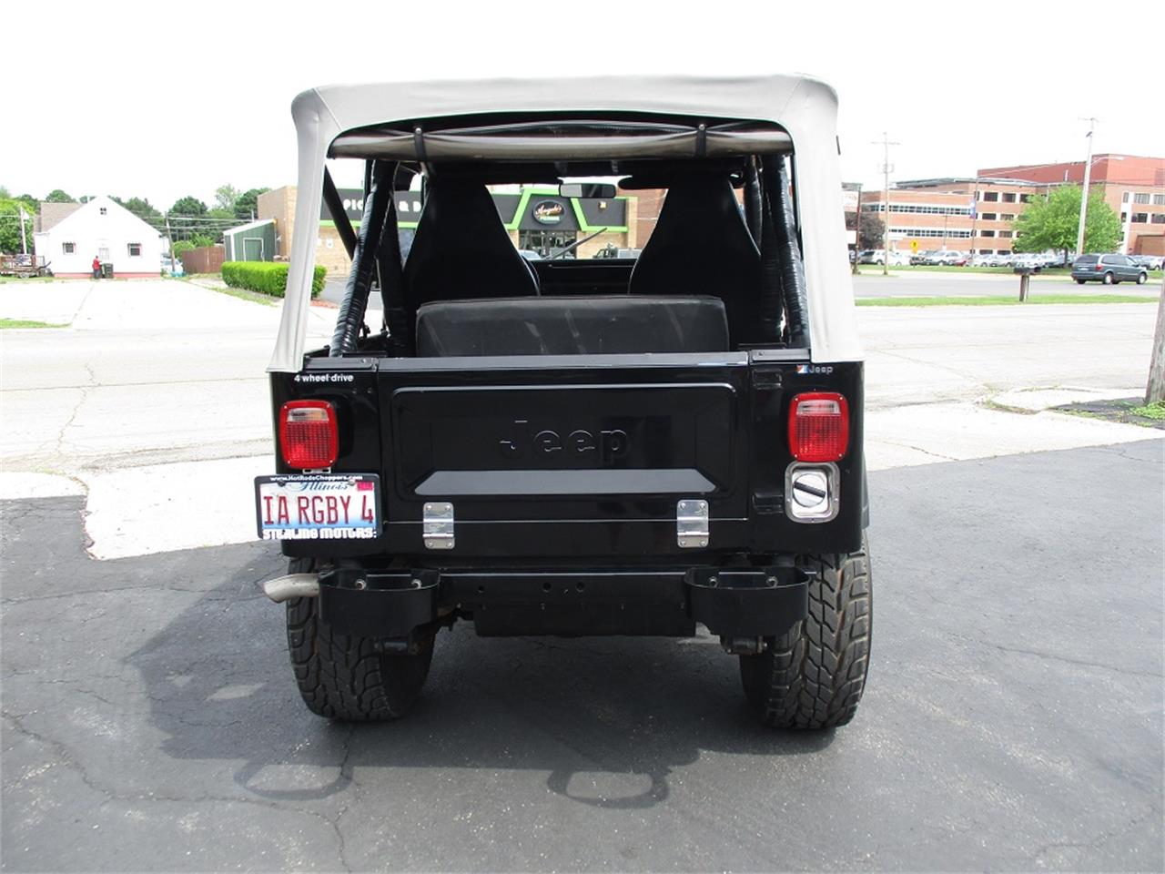 Large Picture of '80 CJ7 - $14,900.00 Offered by Sterling Motors Inc. - QUE6