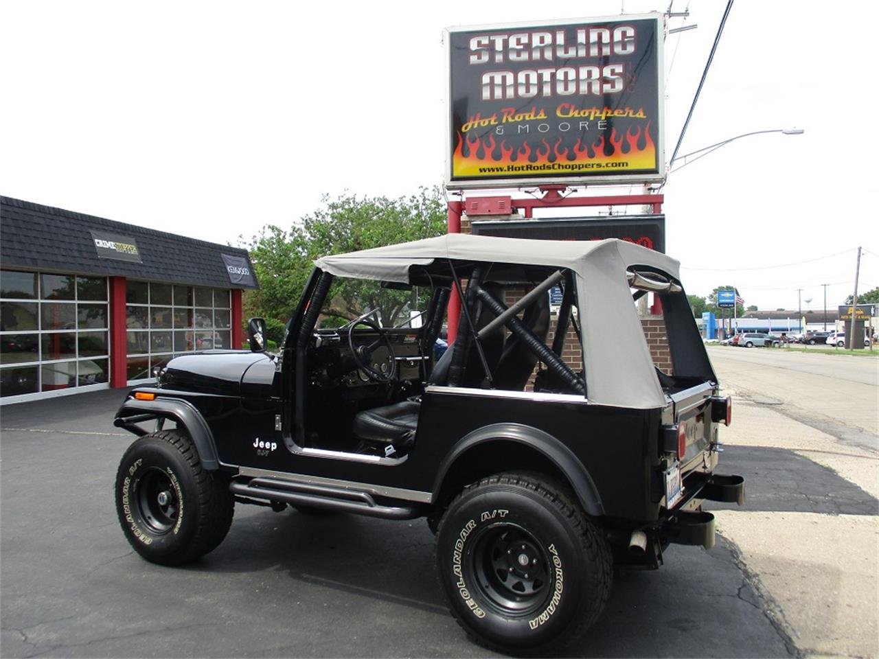Large Picture of '80 CJ7 located in Illinois Offered by Sterling Motors Inc. - QUE6