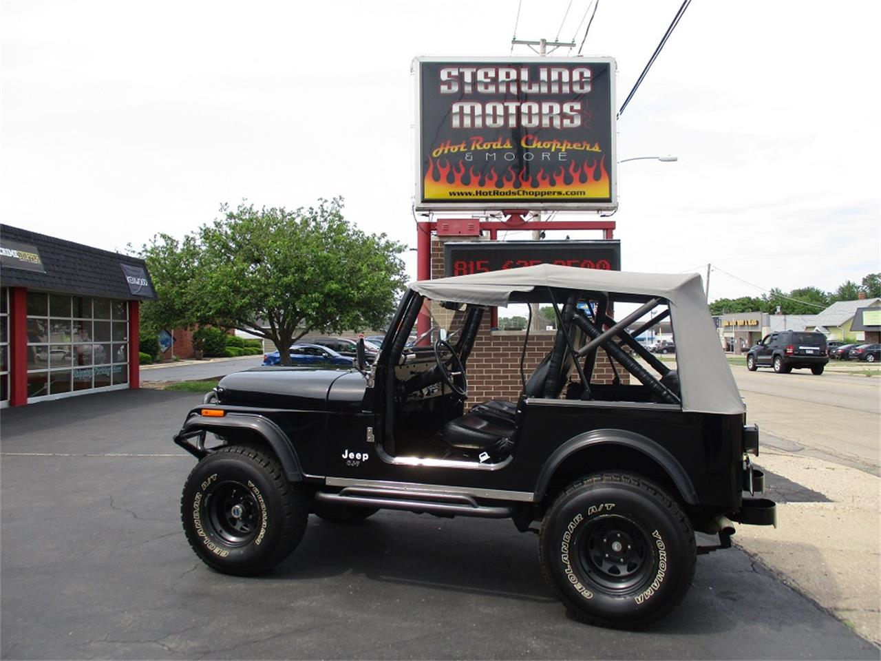 Large Picture of '80 CJ7 located in Sterling Illinois - $14,900.00 - QUE6