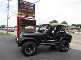 Picture of '80 CJ7 located in Sterling Illinois Offered by Sterling Motors Inc. - QUE6