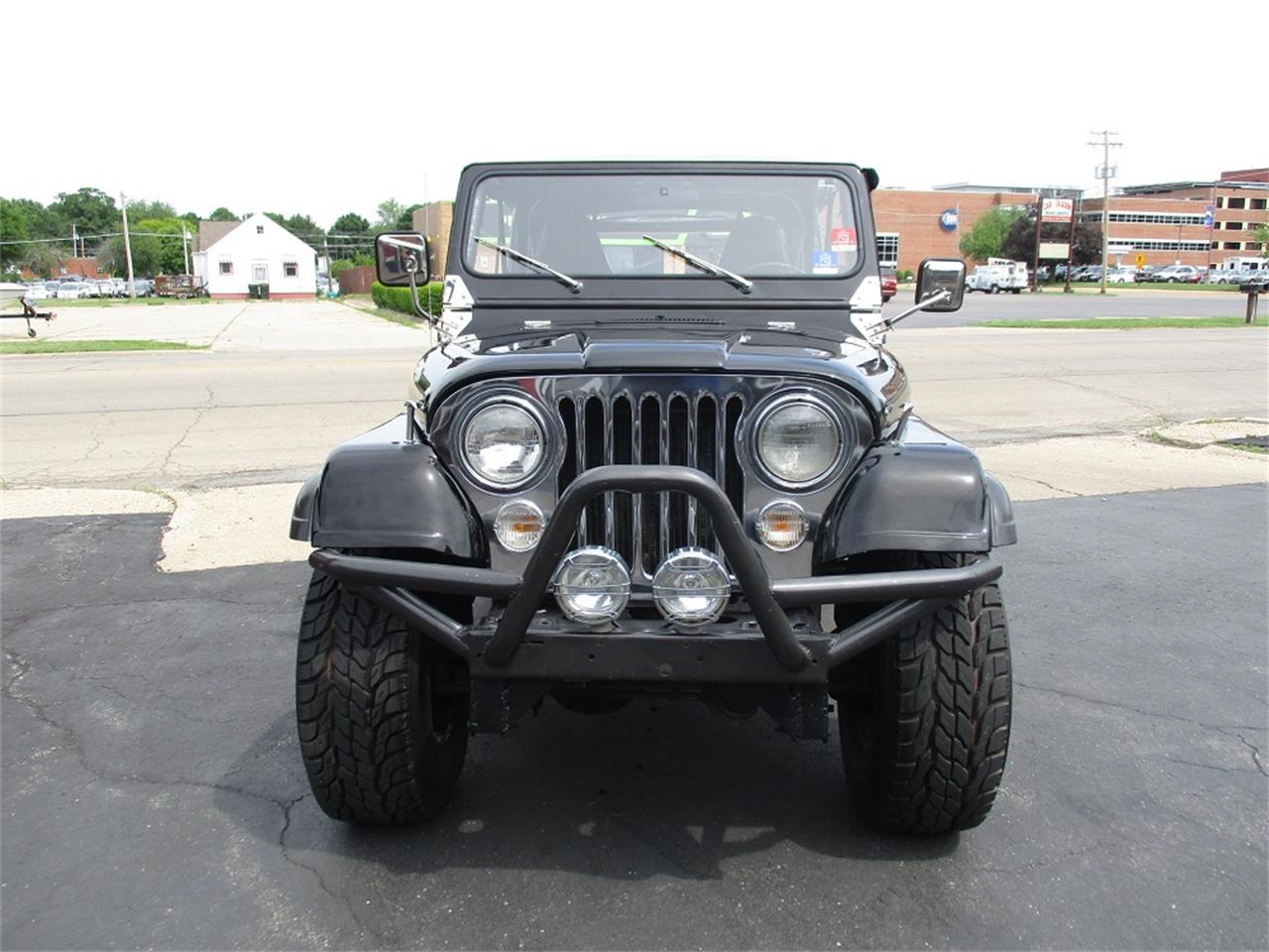 Large Picture of 1980 CJ7 - QUE6
