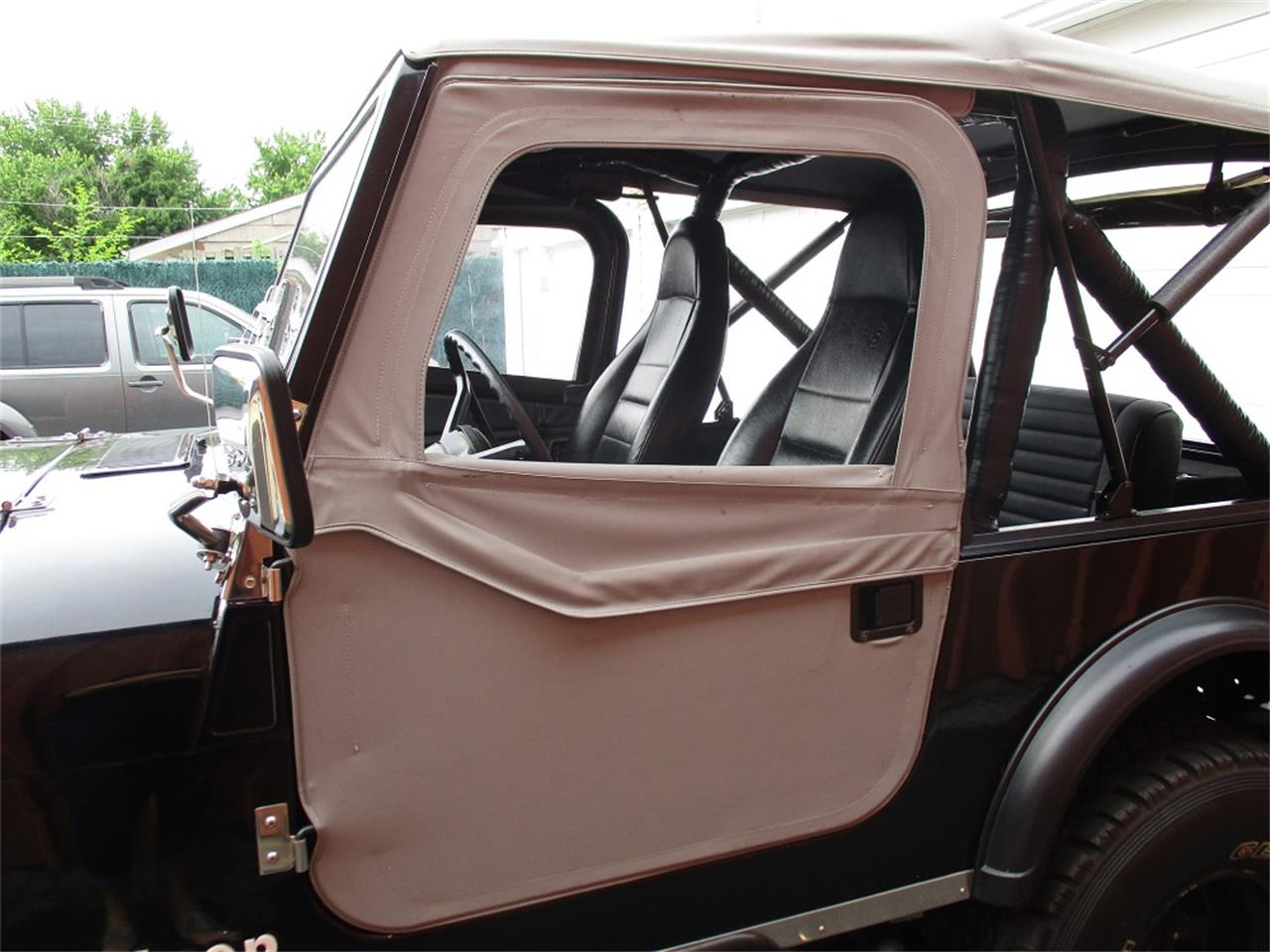 Large Picture of 1980 Jeep CJ7 Offered by Sterling Motors Inc. - QUE6