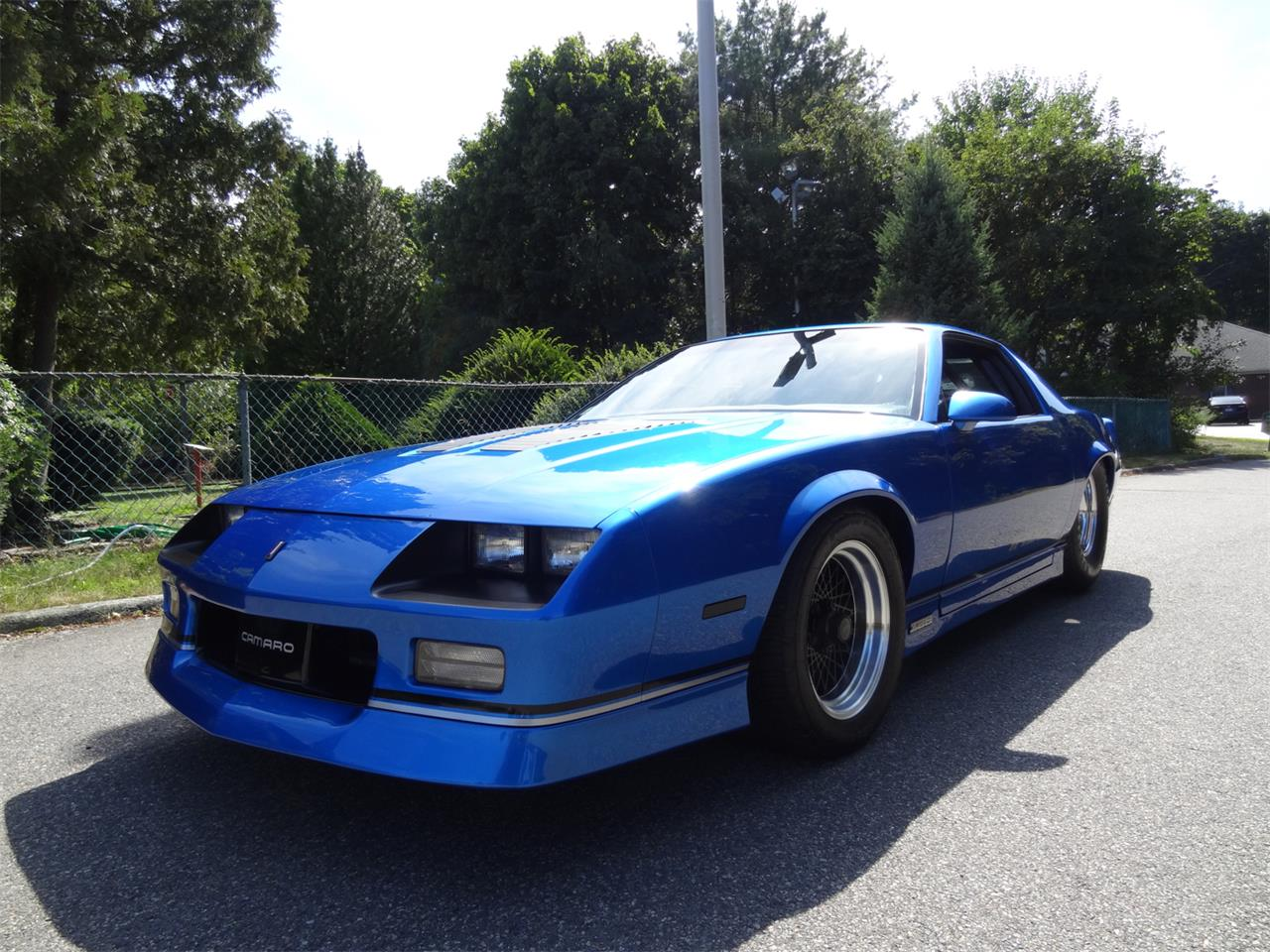 Large Picture of 1983 Camaro IROC Z28 located in Hingham Massachusetts Offered by a Private Seller - QUEA