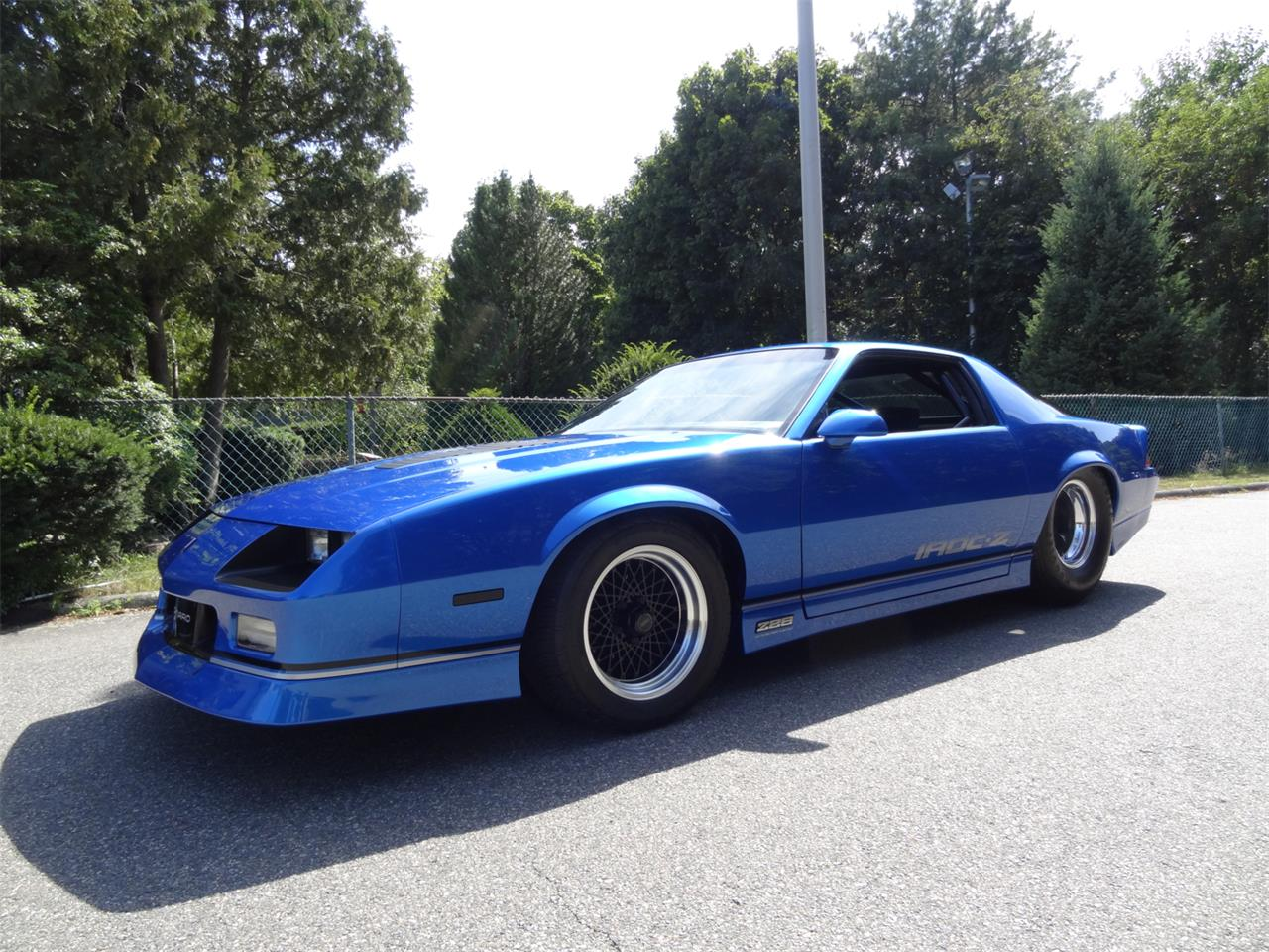 Large Picture of 1983 Camaro IROC Z28 located in Hingham Massachusetts - $30,000.00 Offered by a Private Seller - QUEA