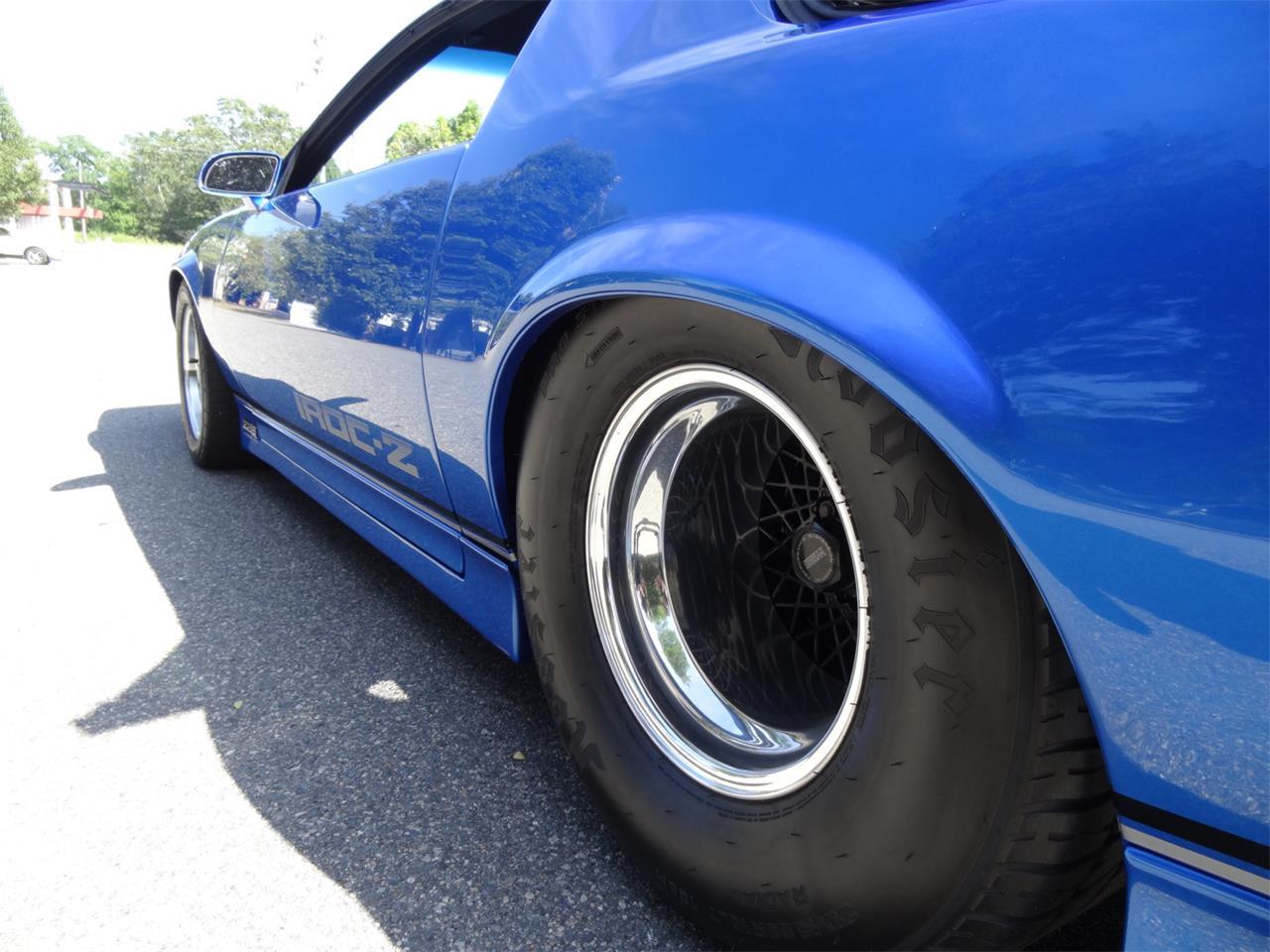 Large Picture of '83 Chevrolet Camaro IROC Z28 located in Massachusetts - $30,000.00 - QUEA
