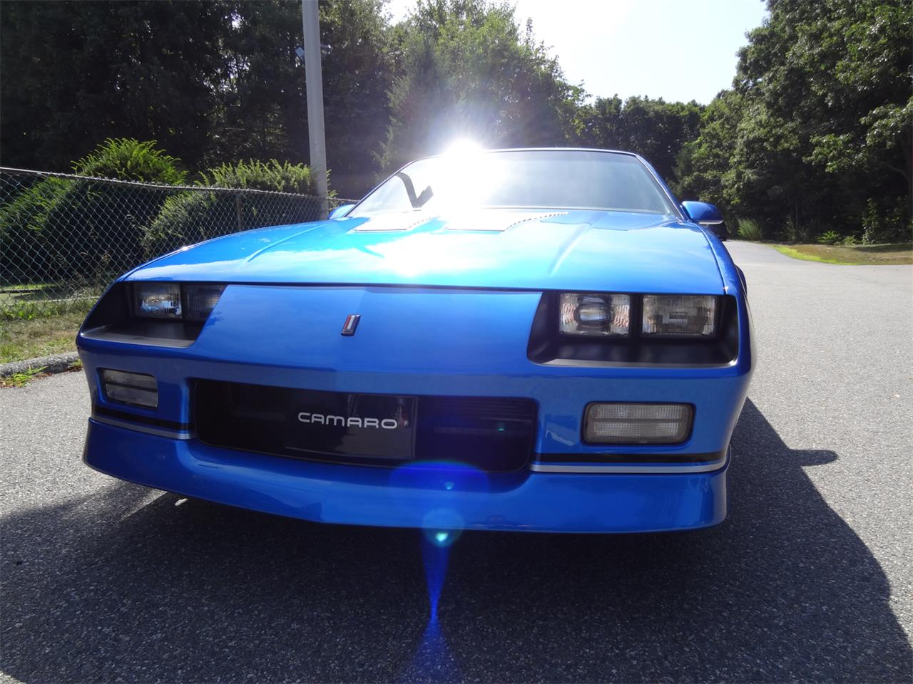 Large Picture of 1983 Camaro IROC Z28 located in Massachusetts Offered by a Private Seller - QUEA