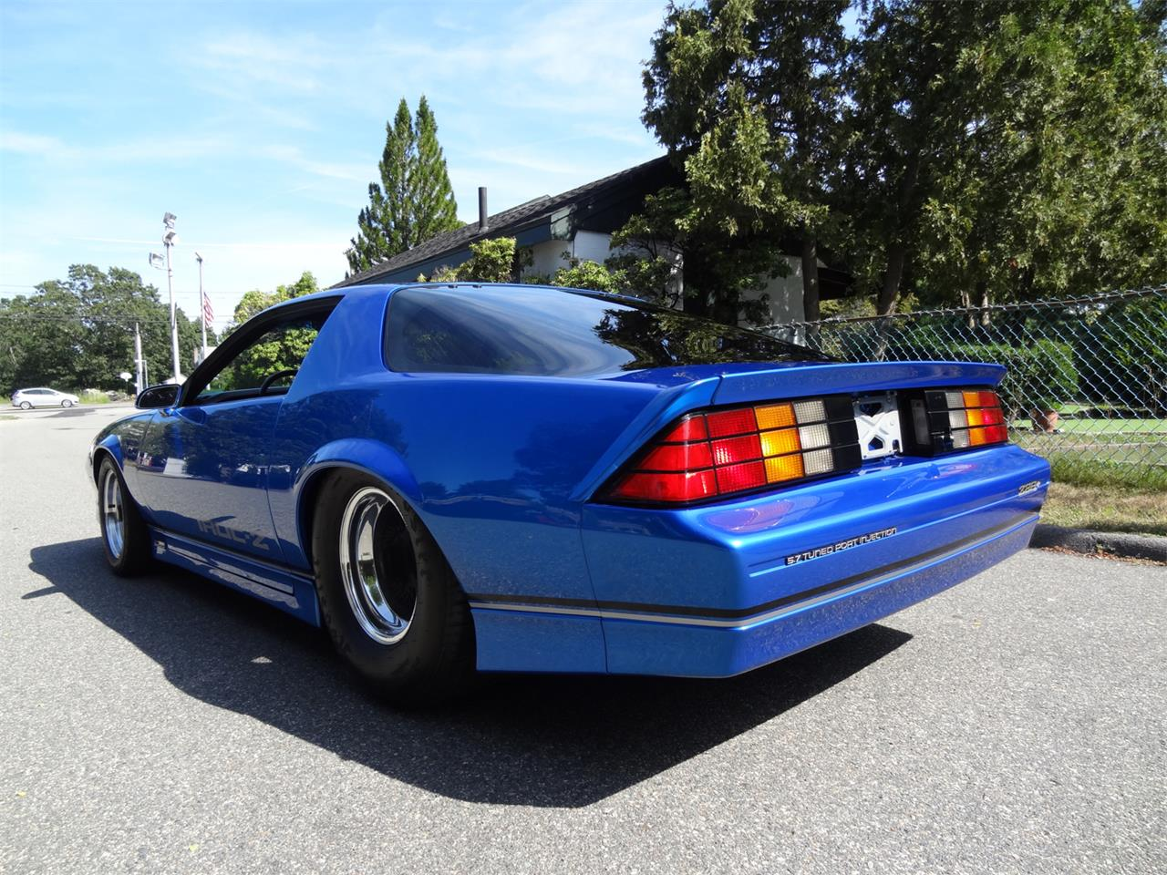 Large Picture of 1983 Chevrolet Camaro IROC Z28 Offered by a Private Seller - QUEA