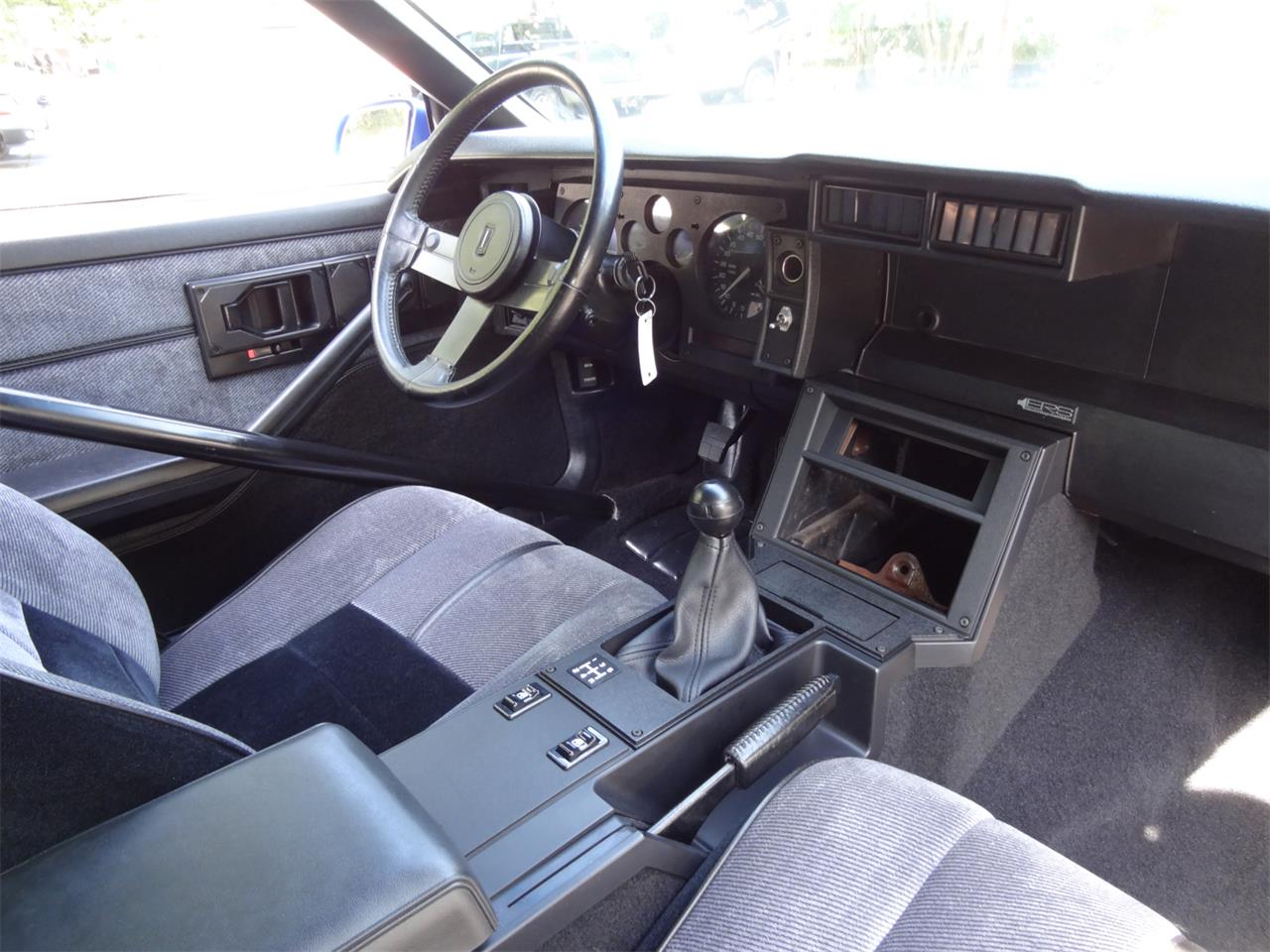 Large Picture of 1983 Chevrolet Camaro IROC Z28 located in Hingham Massachusetts - QUEA