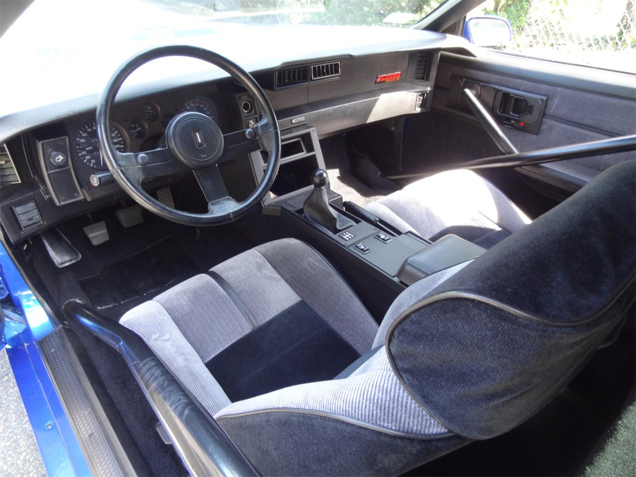 Large Picture of '83 Chevrolet Camaro IROC Z28 located in Hingham Massachusetts Offered by a Private Seller - QUEA