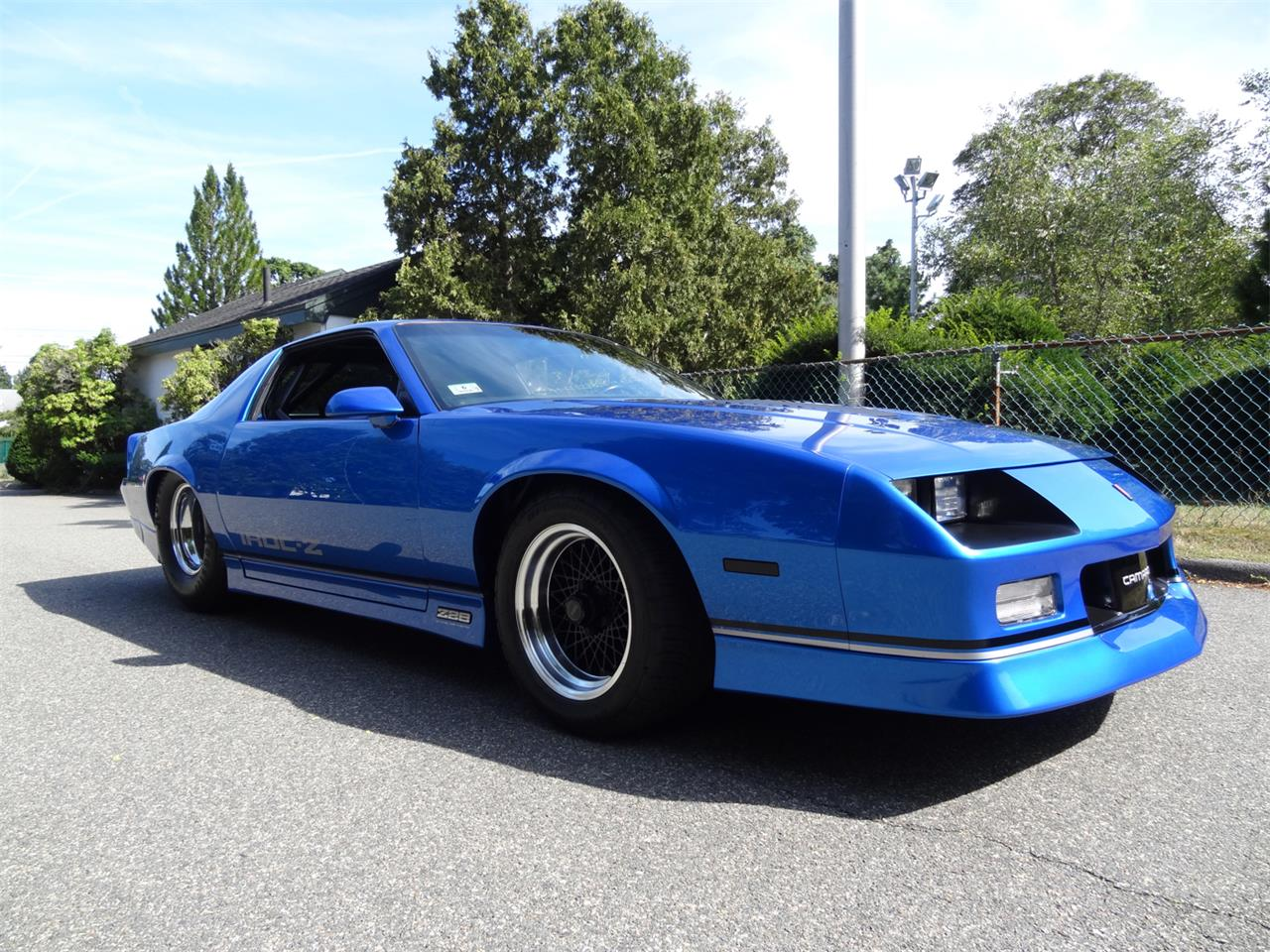 Large Picture of '83 Chevrolet Camaro IROC Z28 - $30,000.00 Offered by a Private Seller - QUEA