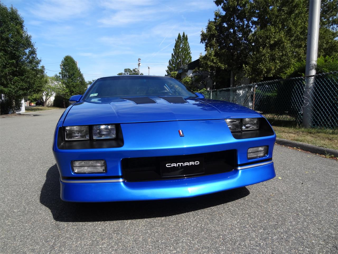 Large Picture of 1983 Camaro IROC Z28 - $30,000.00 Offered by a Private Seller - QUEA