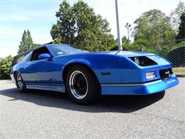 Picture of 1983 Camaro IROC Z28 located in Hingham Massachusetts - $30,000.00 Offered by a Private Seller - QUEA