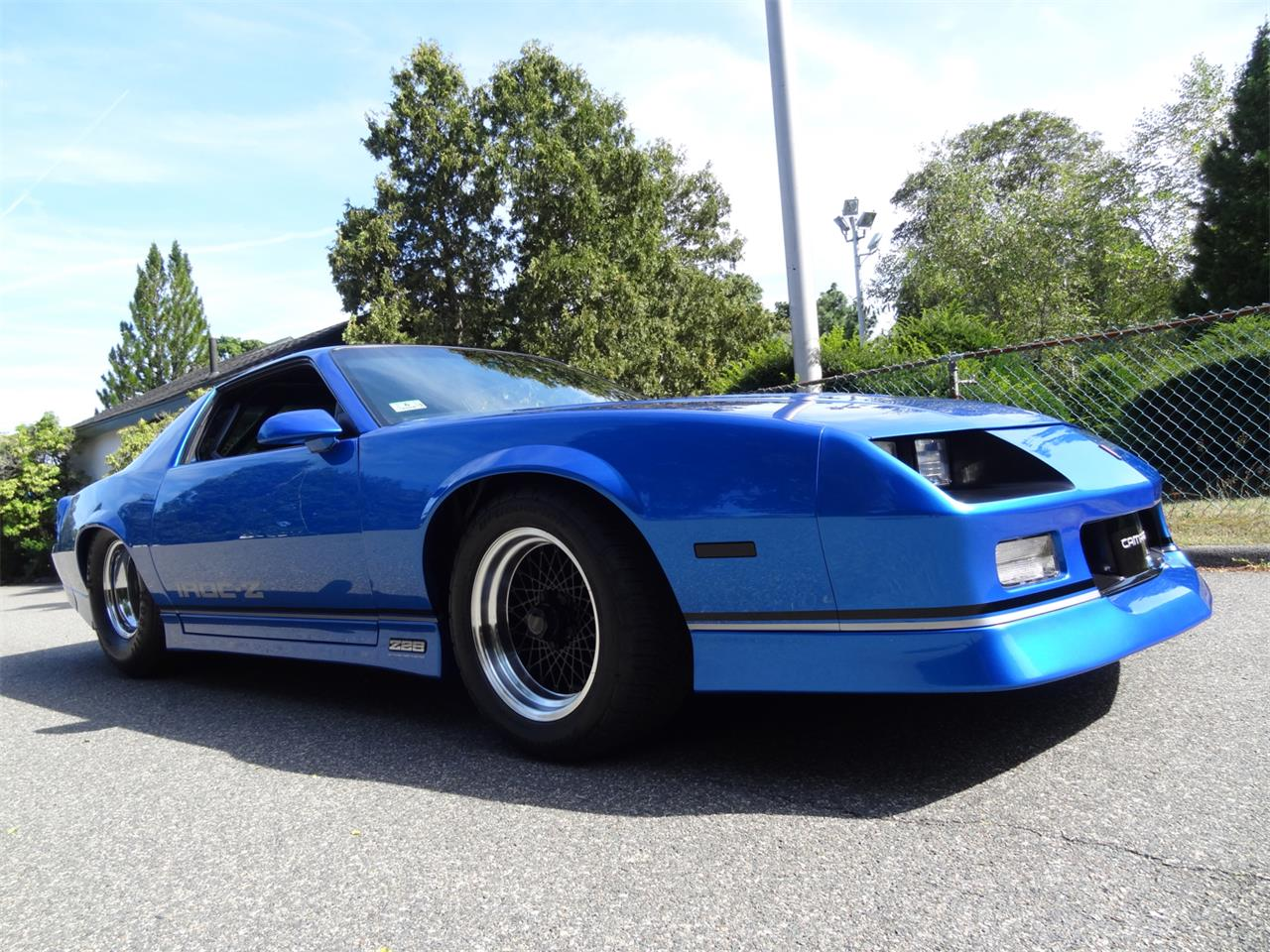 Large Picture of '83 Camaro IROC Z28 located in Massachusetts Offered by a Private Seller - QUEA