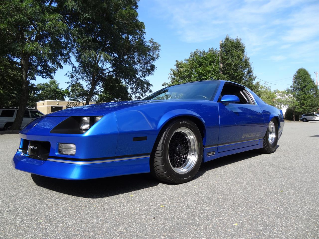 Large Picture of 1983 Camaro IROC Z28 Offered by a Private Seller - QUEA