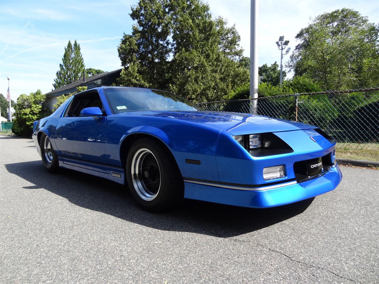 Large Picture of '83 Chevrolet Camaro IROC Z28 Offered by a Private Seller - QUEA