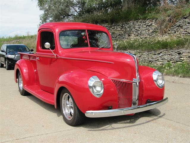 Picture of '40 1/2 Ton Pickup - QUEC