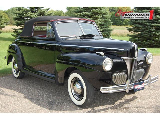 Picture of Classic '41 Ford Deluxe Offered by  - QSP2
