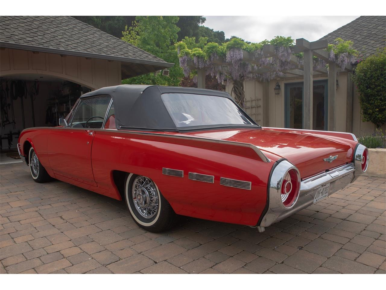 Large Picture of '62 Thunderbird - QSP5