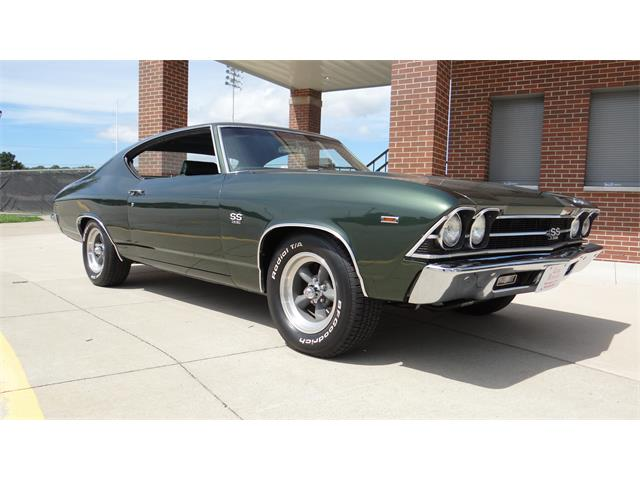 Picture of '69 Chevelle SS - QUFI