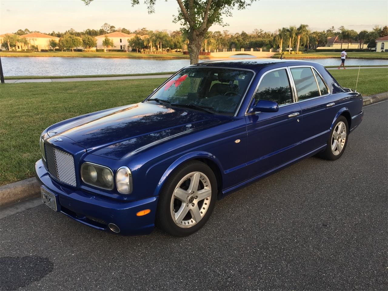 Large Picture of '02 Bentley Arnage located in Florida Offered by a Private Seller - QUG1