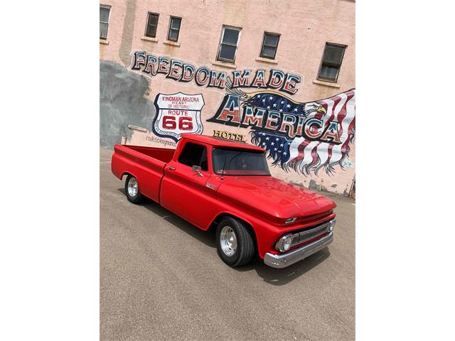 Picture of Classic 1965 Chevrolet C10 located in Kingman Arizona Offered by  - QUGJ