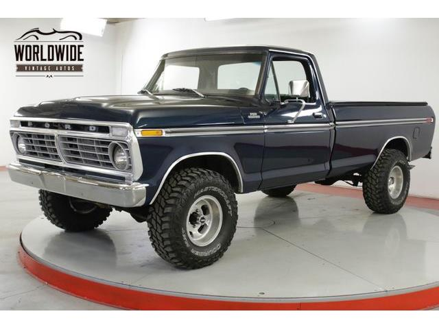 Picture of '77 F150 - QUH8