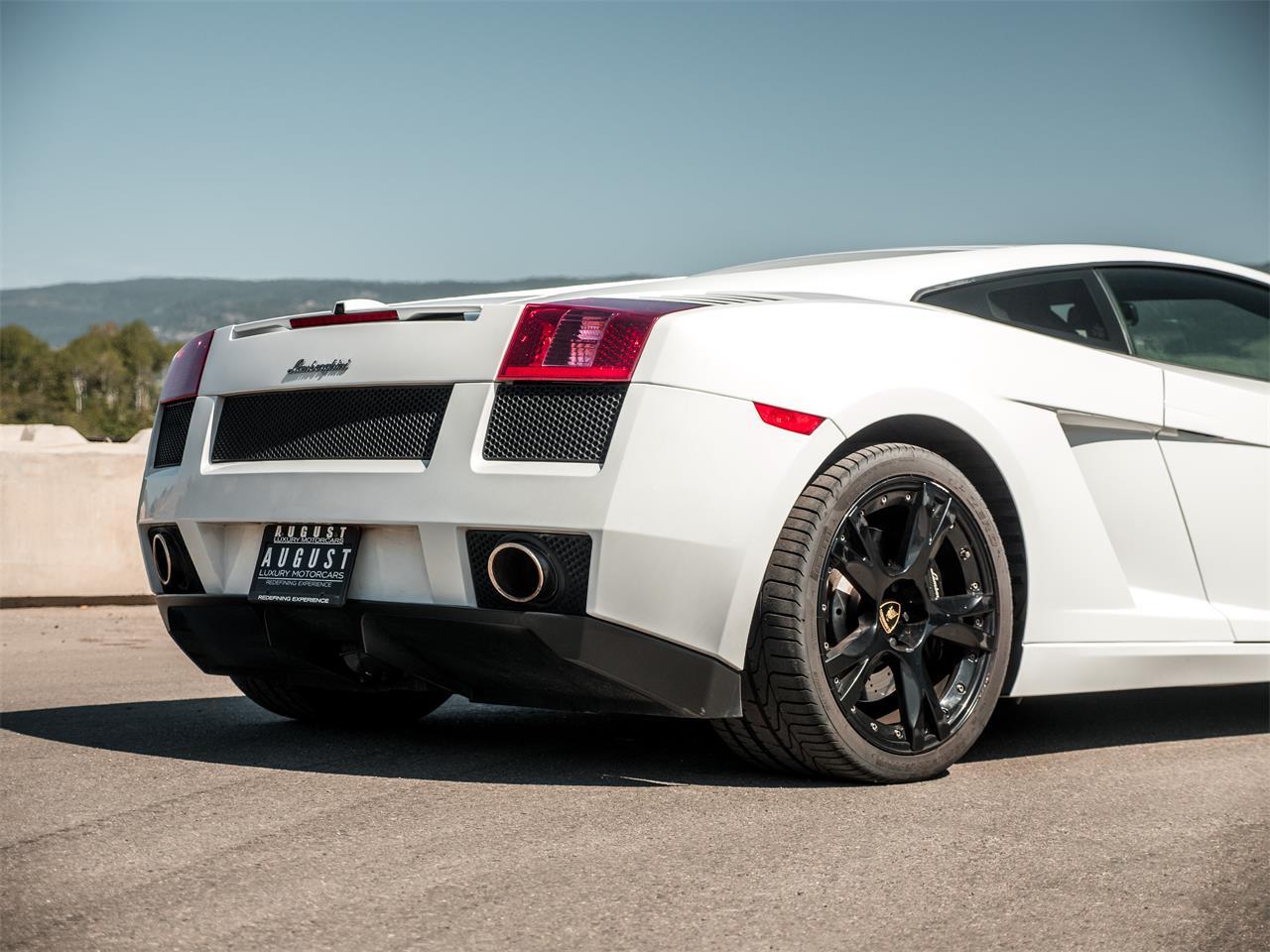 Large Picture of '08 Lamborghini Gallardo Offered by ABC Dealer TEST - QUI2