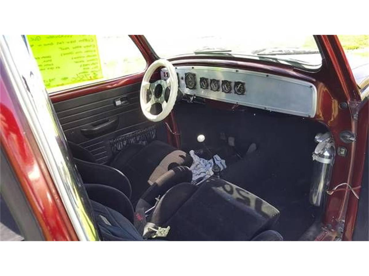 Large Picture of Classic 1967 Volkswagen Beetle located in Michigan Offered by Classic Car Deals - QSPH