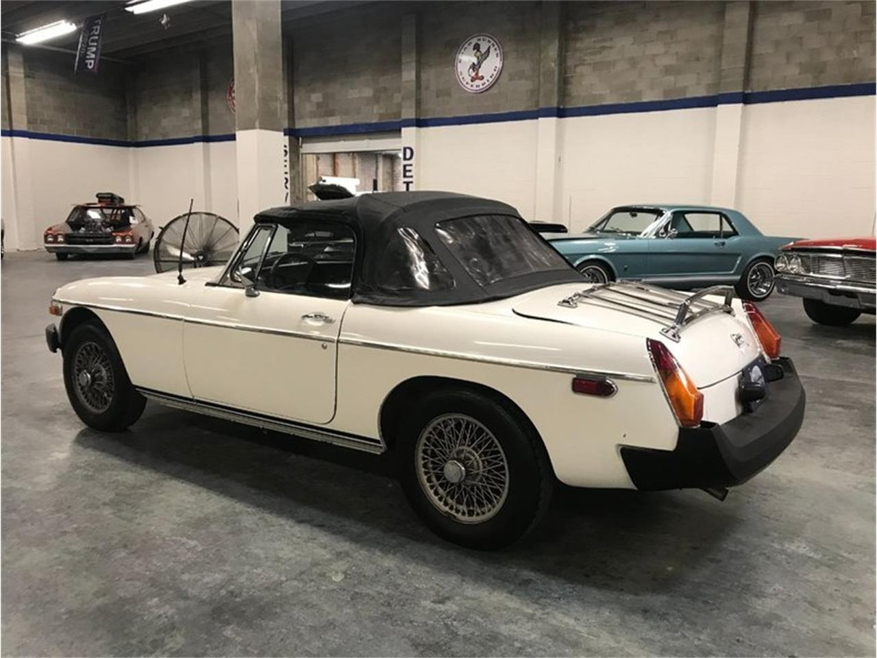 Large Picture of '80 MGB located in Mississippi Offered by Auction Assets Group - QUJS