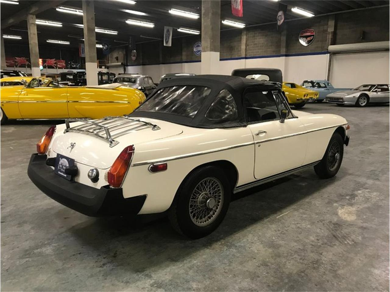 Large Picture of 1980 MG MGB located in Mississippi Auction Vehicle - QUJS