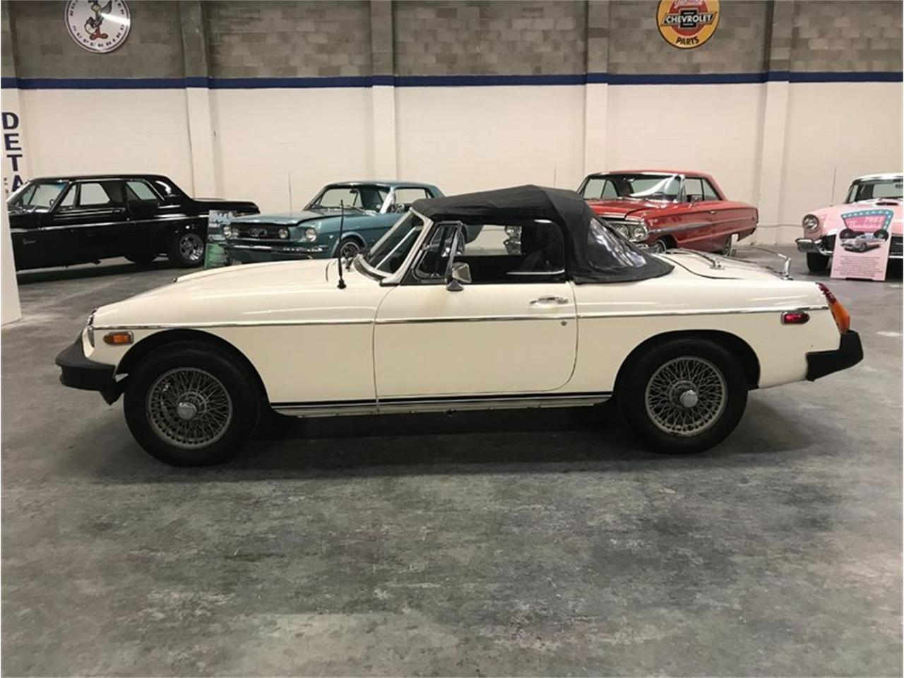 Large Picture of 1980 MGB located in Mississippi Offered by Auction Assets Group - QUJS