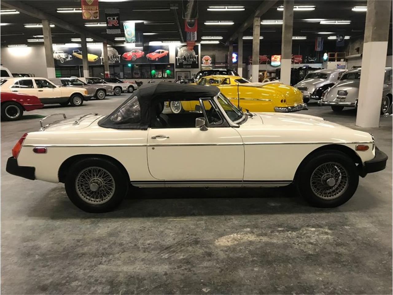 Large Picture of 1980 MGB Auction Vehicle - QUJS