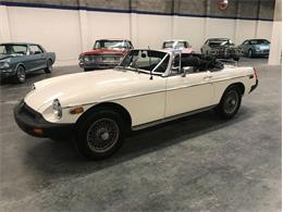 Picture of 1980 MG MGB Auction Vehicle - QUJS