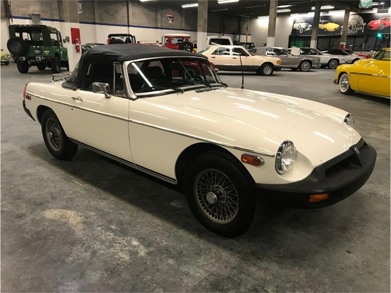 Large Picture of 1980 MGB Offered by Auction Assets Group - QUJS
