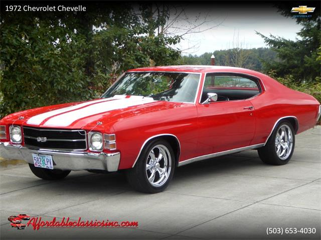 Picture of '72 Chevelle - QUJW